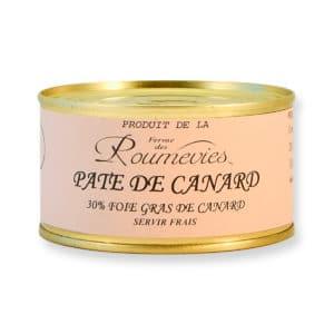 pate-de-canard-30pourcent-foie-gras-de-canard+ 270g