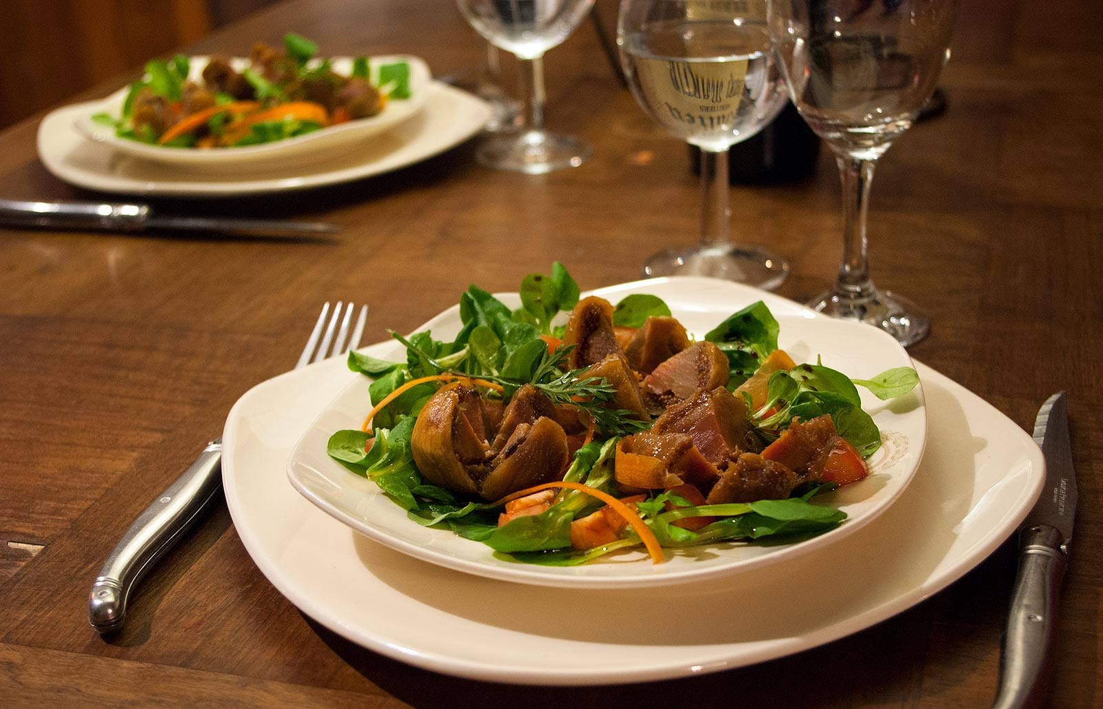 Découvrez les figues fourrées au foie gras !