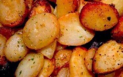 Les pommes de terre sarladaises