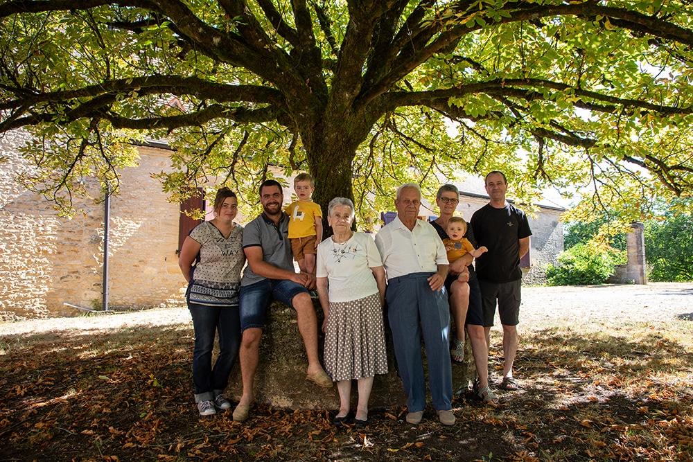 Famille Leymarie Ferme des Roumevies